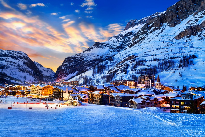 Val D Isere Ski Resort