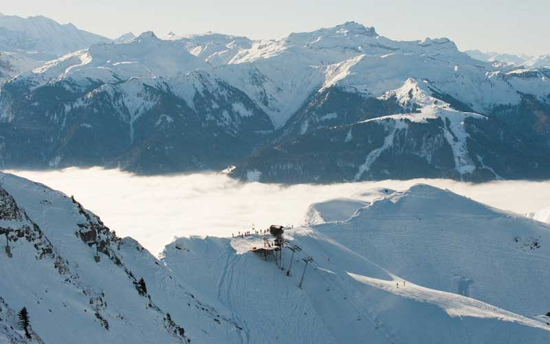 Geneva to Morzine Ski Resort Transfers 1