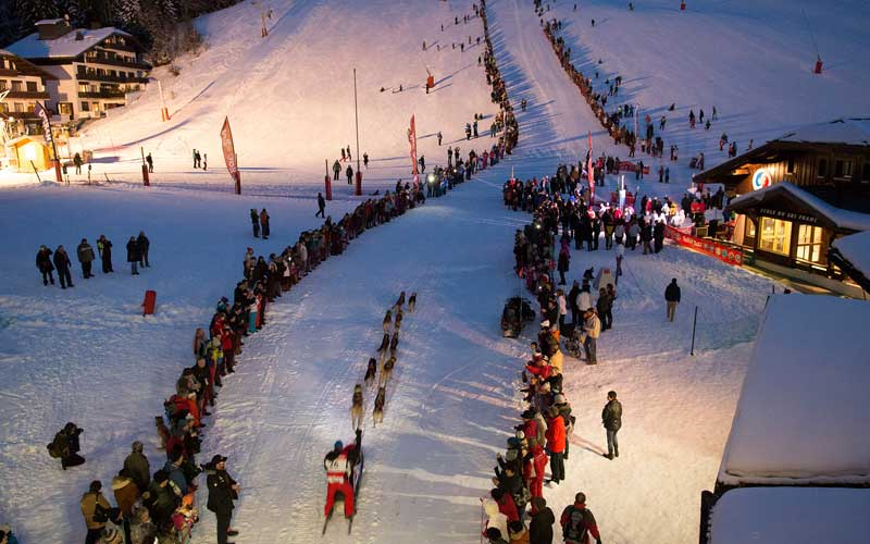Geneva to Les Gets Ski Resort Transfers 3