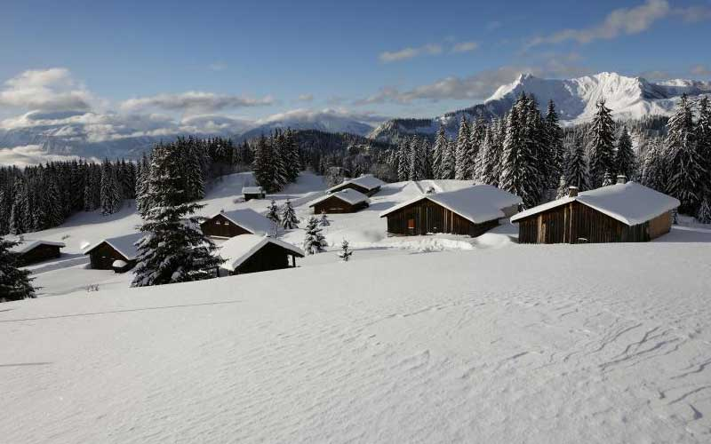 Geneva to Les Gets Ski Resort Transfers 1